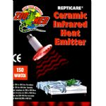 150w Zoomed Ceramic Infrared Heat Emitter